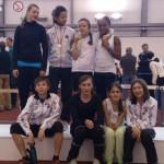 Tiroler Mehrkampfmeisterschaften Dornbirn 2. Feb. 2013