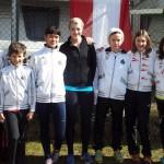 Österreichische Crosslaufmeisterschaften 10. März 2013 in Feldkirch