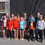 30. Innsbrucker Sparkasse Stadtlauf am 18. Mai 2014