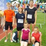 Finale – Nestle Schullauf Cup – 11. Juni  2015 – Salzburg Rief