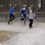 TI Leichtathletik Trainingslager Obertraun von 22. 3. – 26.3.2016