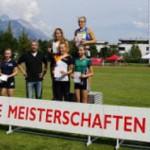 Österreichische Schüler und Juniorenmeisterschaften am 10./11. Sept. 2016 – Innsbruck – USI