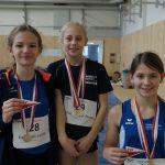 Tiroler Hallenmehrkampf-Meisterschaften U14 und U16 – 11. 2. 2018 – Innsbruck WUB-Halle