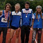Tiroler Leichtathletik U16 & U20 Meisterschaft in Reutte 1./2. Sept. 2018